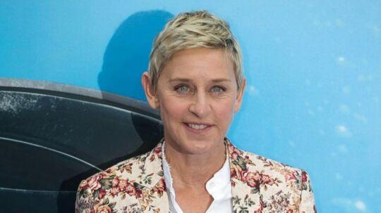 Ellen DeGeneres har mistet sin far, Elliott. Han blev 92 år.