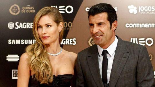 Datteren af fodboldstjernen Luis Figo og den svenske model Helen Svedin, Daniela Figo, er blevet offer for sex-mobning på de sociale medier.