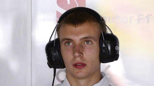 Sergey Sirotkin er klar som ny Williams-kører i 2018.