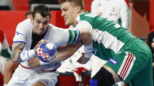 Tjekkiet leverede en ny kraftpræstation og er overraskende klar til mellemrunden med to point bagagen. Reuters/Ognen Teofilovski