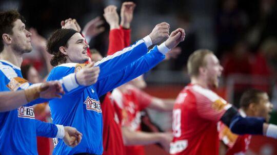 Danmarks kender nu sit program for mellemrunden ved EM efter sejren over Spanien.