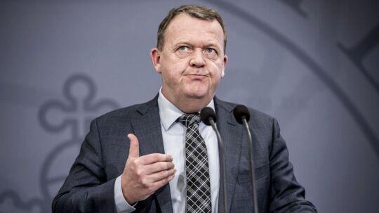 Løkke fortjener ikke at blive kaldt en god politisk håndværker, mener DF'eren Anders Vistisen. Han er tværtimod en kamphugger, mener han.