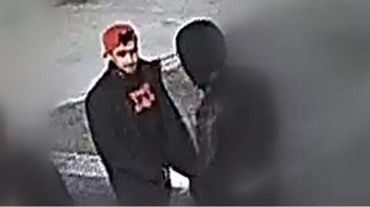 Politiet vil gerne høre fra vidner, som ligger inde med informationer om denne mand. Foto: Københavns Politi