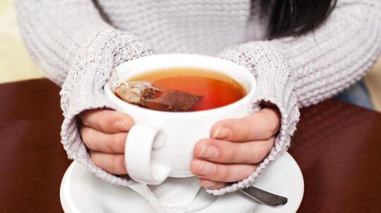 Ny forskning fra Kina viser, at tedrikkere er mere kreative.