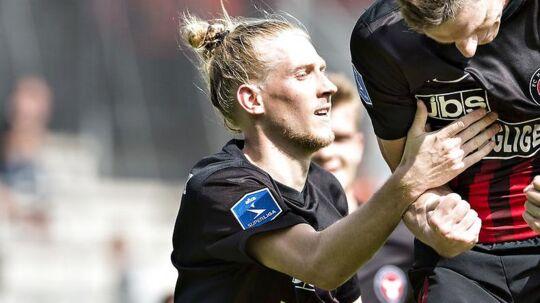 Simon Kroon tager et halvt år i Sønderjyske.