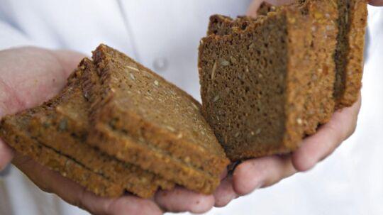 Arkivfoto. Rugbrød fra Kohberg. Det er ikke rugbrøddet på billedet, som nu tilbagekaldes.