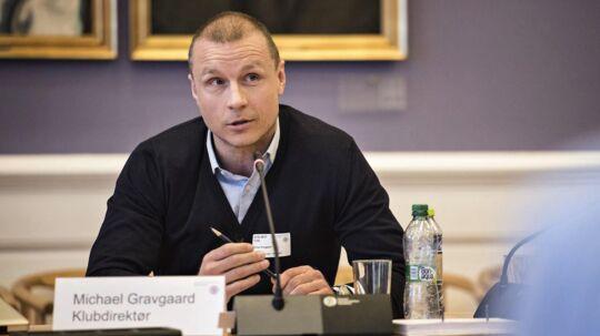 Michael Gravgaard