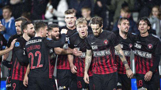 Rasmus Nissen ser ud til at være fortid i FC Midtjylland inden for ganske få dage.