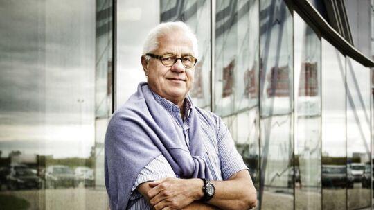 Niels Fennet ejer Cabinn.