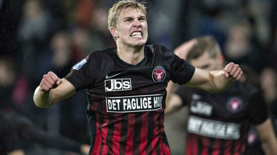 Rasmus Nissen skifter ifølge sportsdirektør Marc Overmars til Ajax.
