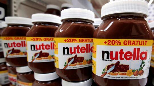 Billig Nutella har udløst kaos i Frankrig.