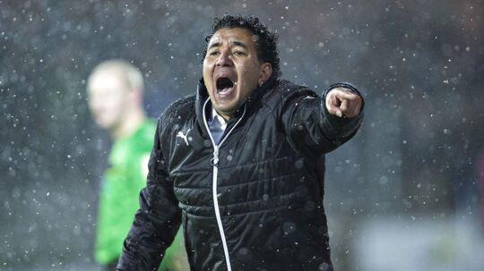 Ricardo Moniz er fortid som træner i Randers FC
