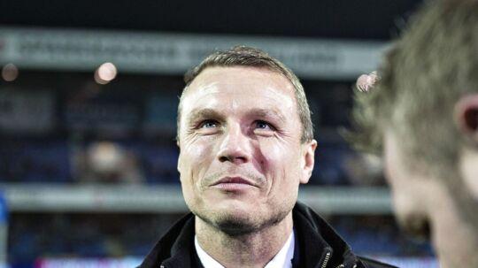 Michael Gravgaard er snart fortid som sportslig og kommerciel ansvarlig i Randers FC