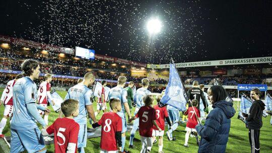 Randers FC forlænger med hovedsponsor.