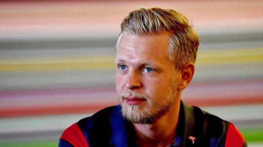 Kevin Magnussen flytter til Dubai