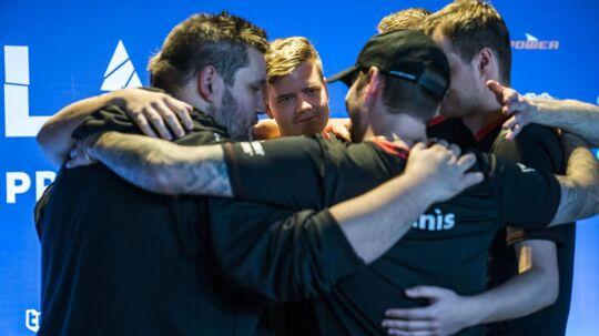 Astralis er Danmarks bedst placerede Counter Strike-hold og har tidligere ligget nummer 1 på verdensranglisten.