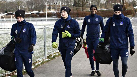 Som det ser ud nu, kan Lyngby godt gøre sig klar til bold på søndag mod Brøndby IF.