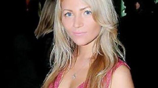 Oksana Aplekaeva.