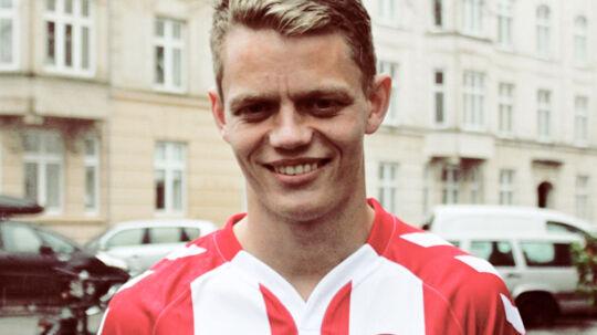 Kasper Kusk er tilbage i AaB-trøjen efter ophold i Twente og FC København.