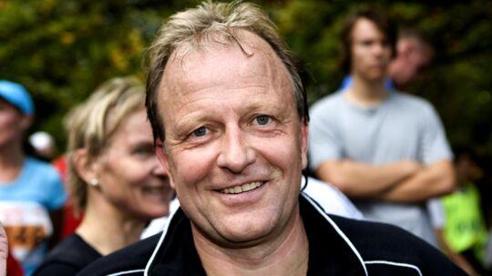 Klaus Berggreen er ambassadør for Eremitageløbet og deltager 7. oktober i motionsfesten i Dyrehaven for 12. gang.
