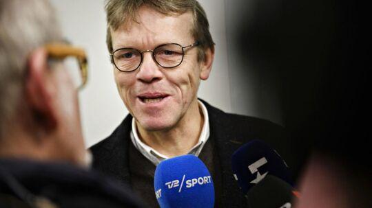 Spillerforeningens direktør, Mads Øland, håber aldrig, der opstår en situation som den i Lyngby.