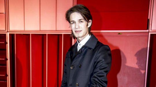 Lasse Meling skal synge sangen 'Unfound' til dette års Melodi Grand Prix.