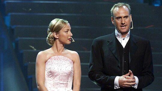 Natasja Crone og Søren Pilmark.
