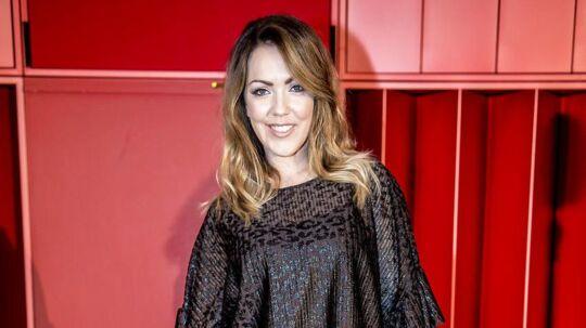 Rikke Ganer-Tolsøe skal synge sangen 'Holder fast i ingenting' til dette års Melodi Grand Prix.