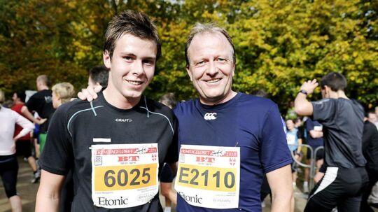 Eremitageløbet 2010. E-løbet. Klaus Berggreen.