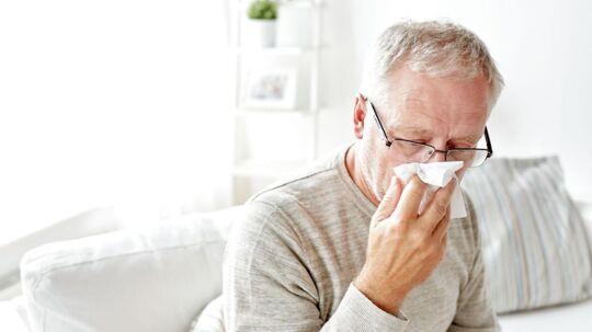 Influenza seksdobler risikoen for blodpropper i syv dage efter sygdommen, viser nyt studie.
