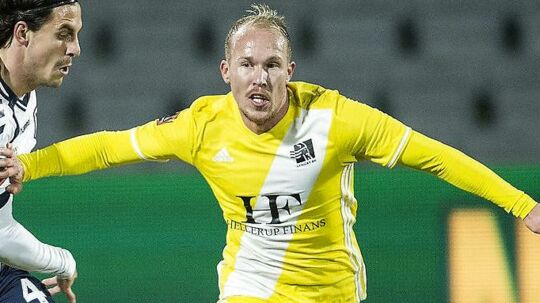 Mikkel Rygaard skifter til FC Nordsjælland.