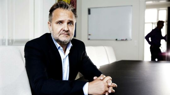 Torben Jensens firma, Hellerup Finans A/S, er erklæret konkurs.