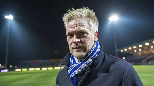 Mads Byder er med en den nye ejerkreds omkring Lyngby Boldklub, hvor han agerer talsmand for gruppen af investorer.