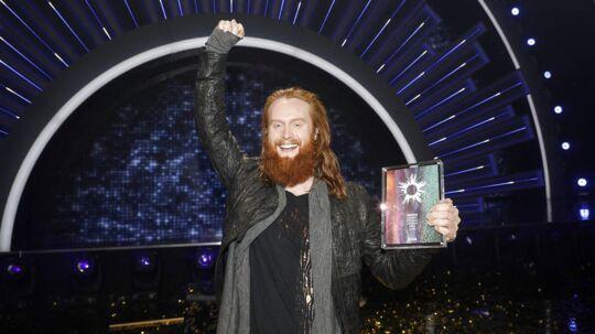Dansk Melodi Grand Prix 2018, Gigantium i Ålborg Jonas Rasmussen