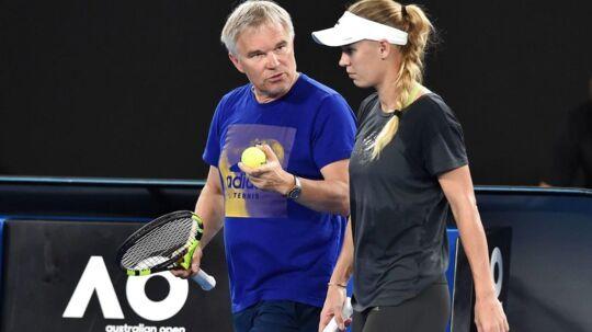 Piotr Wozniacki ved endnu ikke præcist, hvad fremtiden bringer.