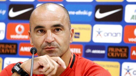 Belgiens landstræner, Roberto Martinez, drømmer om at blive den første træner, der både vinder VM og FA Cup-finalen. Han vandt den engelske pokalfinale i 2013 med Wigan.