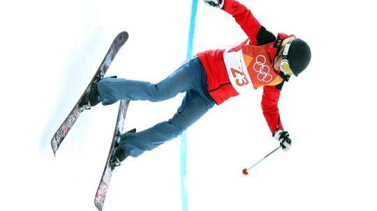 Elizabeth Marian Swaney fra Ungarn er med til OL.
