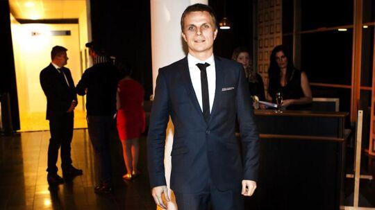 Jesper Grønkjær er tilbage på skærmen til aftenens CL-brag.