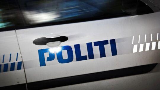 En mand fra Hundested i Nordsjælland blev i efteråret overfaldet af en gruppe mænd med klovnemasker. De sparkede ham, tæskede ham med køller og stjal hans hund. (Arkivfoto)