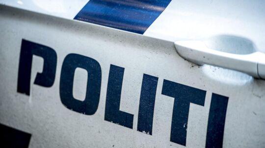 Et uheld på Amagermotorvejen gav problemer for morgentrafikken torsdag. (Arkivfoto)