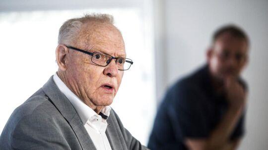Mogens Palle får ikke som håbet en VM-kamp hos forbundet IBO.
