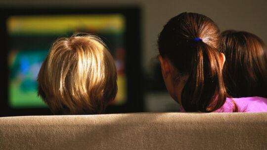 Tv-producenten vil gerne følge med i, hvad du bruger tiden foran skærmen på. Free/Colourbox.com