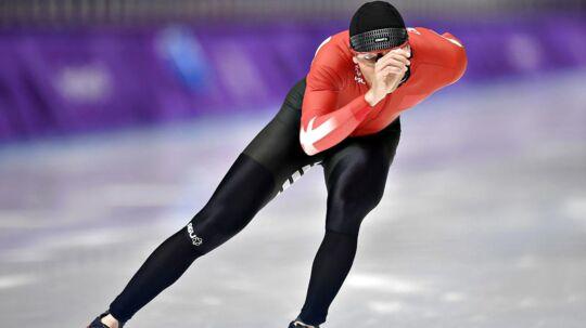 Speedskater Stefan Due Schmidt.