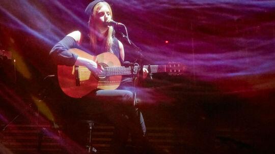 Arkiv. Den norske sangerinde, musiker og sangskriver Susanne Sundfør.