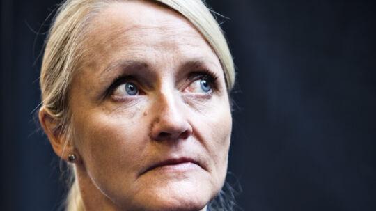 Team Danmark-direktør Lone Hansen skal hjem og evaluere vinter-OL, når det slutter søndag. Scanpix/Mathias Løvgreen Bojesen