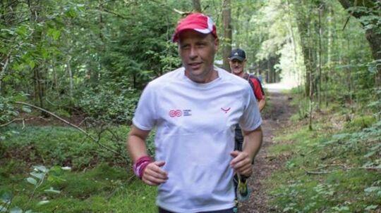 Allan har løbet 90 marathon. 42 løb før kræften og 58 efter operation. Søndag d. 25 feb. 2018 løber han sit løb nr 91.
