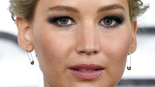Jennifer Lawrence er i øjeblikket aktuel i filmen 'Red Sparrow'.