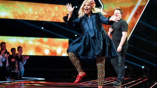 sendxnet Sofie Linde er tilbage i X Factor 11, liveshow 3 fredag den 9. marts 2018. (foto: Martin Sylvest/Scanpix Ritzau 2018)