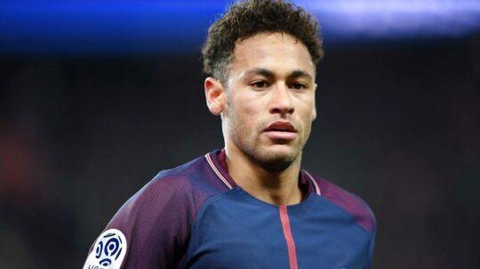 Neymar kæmper i øjeblikket med at blive klar til VM til sommer.