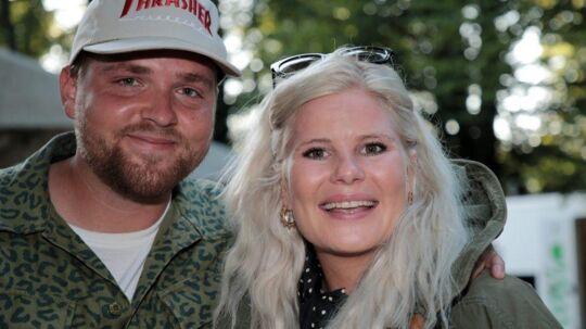 Joakim Ingversen og Sofie Linde. (Foto: Niels Henrik Dam)
